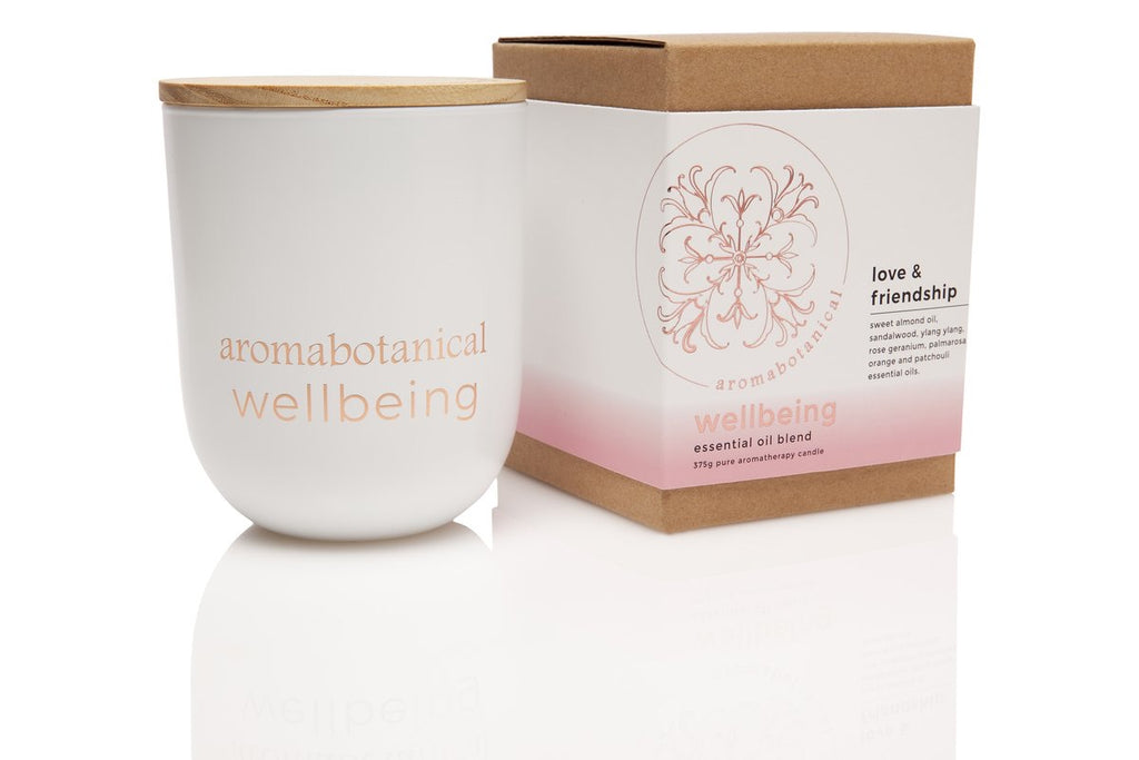 Aromatherapy 375g Candle-Love & Friendship