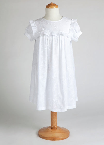 Girls Cotton Dress/Nightie-Holly