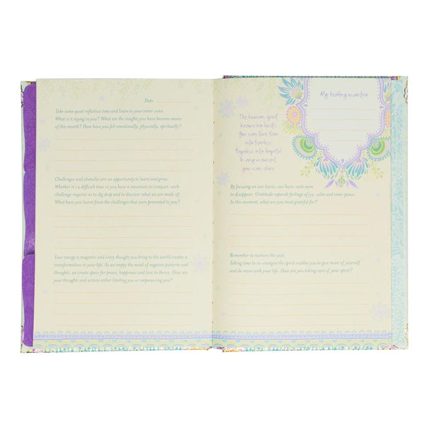 Guided Journal-Healing Thoughts