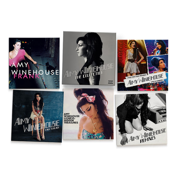 Amy Winehouse - The collection - 5 CD