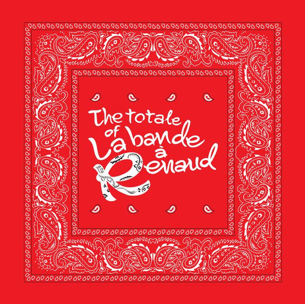 The Totale Of La Bande à Renaud - Coffret 5LP + Bandana offert