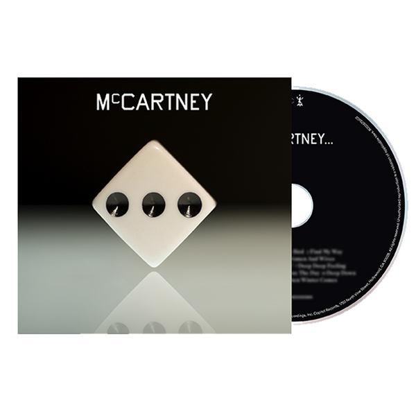 Paul McCartney - MCCARTNEY III - CD