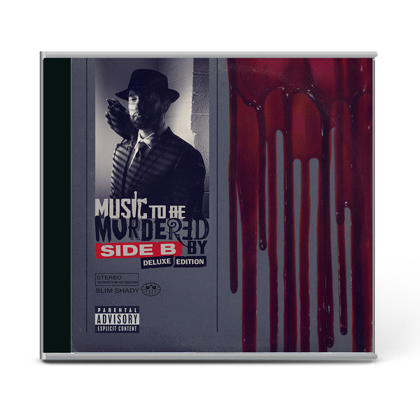"Eminem ""Music To Be Murdered By Side B Deluxe Edition"" CD"