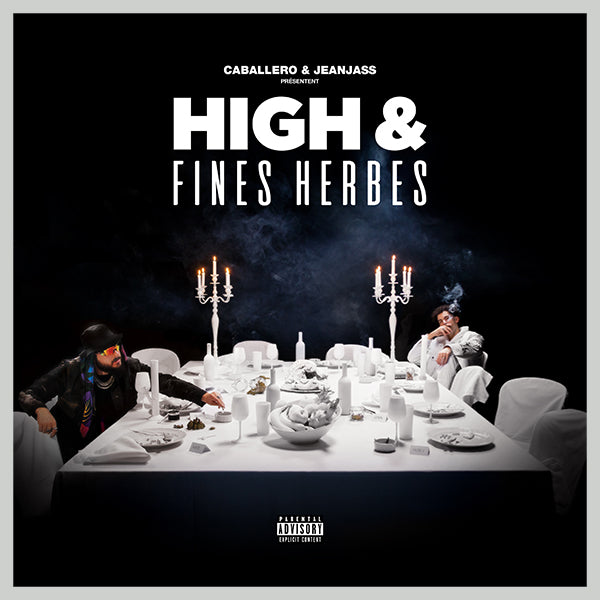 "CABALLERO&JEANJASS - CD ""HIGH & FINES HERBES"""