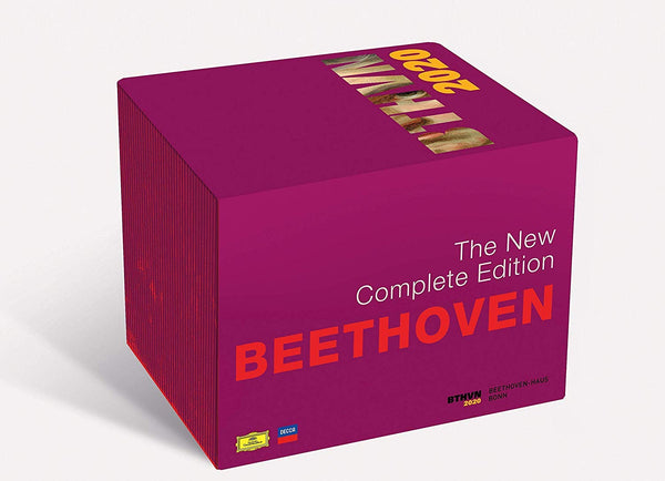 Beethoven 2020 - Beethoven The New Complete Édition