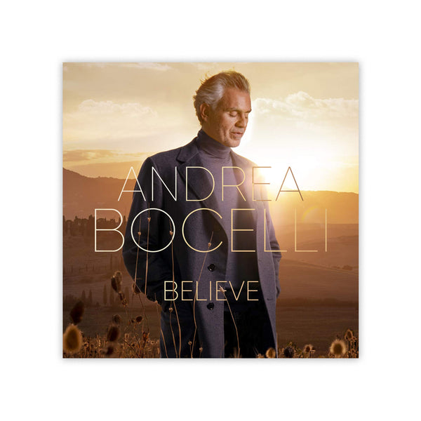 Andréa Bocelli - Believe - CD