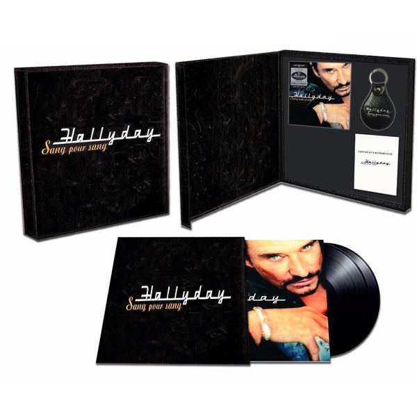 Johnny Hallyday - Sang pour Sang - Coffret Collector