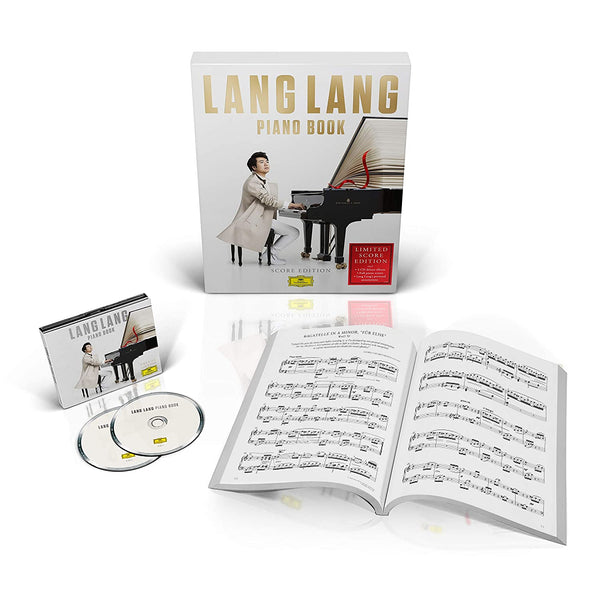 Lang Lang - Piano Book Edition collector