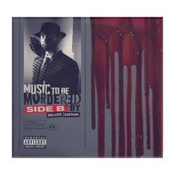 "Eminem ""Music To Be Murdered By Side B Deluxe Edition"" 4LP"