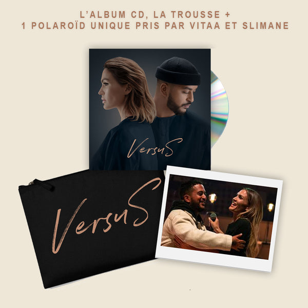 Versus - Vitaa & Slimane - Pack Collector