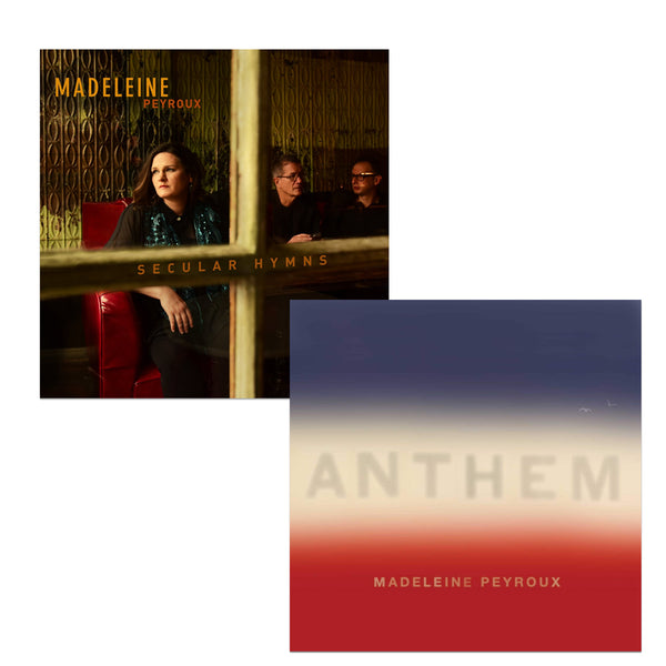 Pack Madeleine Peyroux - 2 CD - Anthem - Secular Hymns