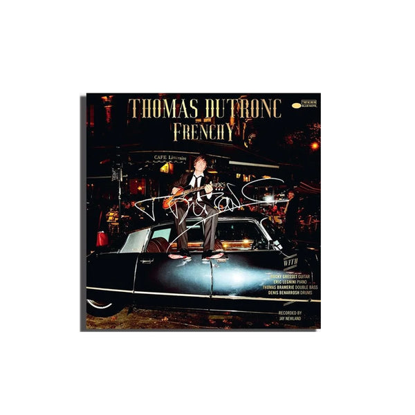 Thomas Dutronc - Frenchy - CD dédicacé