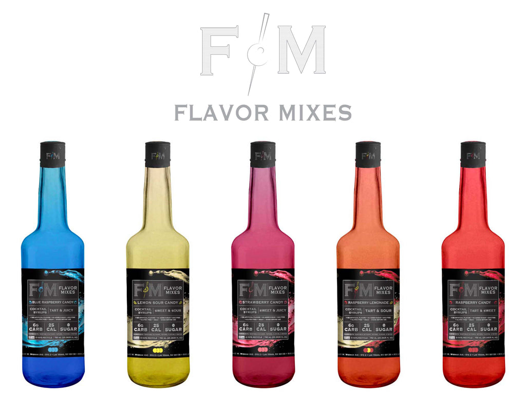 Flavored Cocktail Mixers