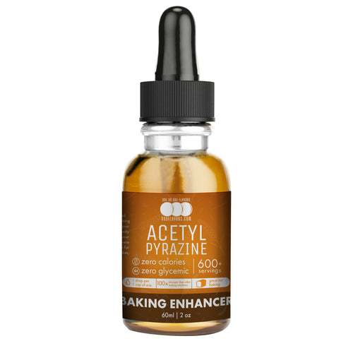 Acetyl Pyrazine 5% PG - OOO Liquid Flavored Concentrate (Flavor Enhancer)