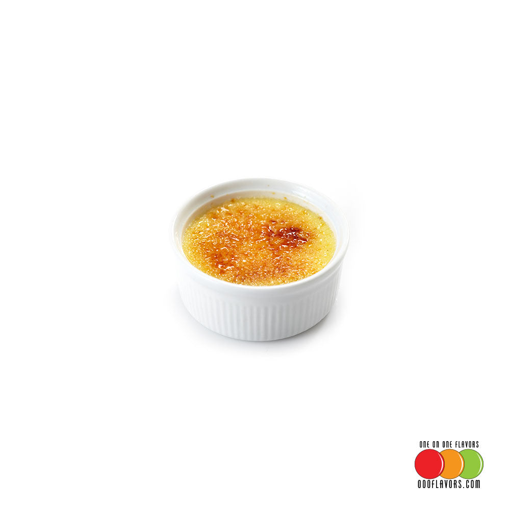 Creme Brulee Flavored Liquid Concentrate