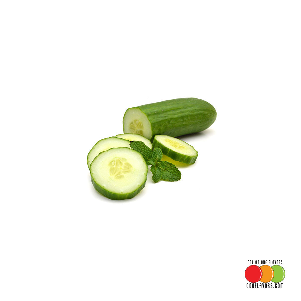 Cucumber w/Mint Flavored Liquid Concentrate - Natural