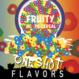 Fruity Circles Cereal - One Shot
