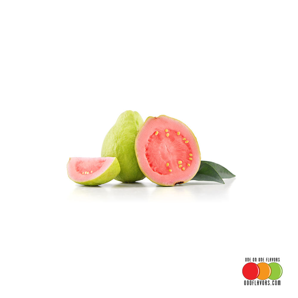 Guava (Ripe) Flavored Liquid Concentrate