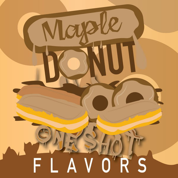Maple Donut - One Shot Flavor Concentrate