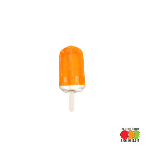 Orange and Ice Cream Flavored Liquid Concentrate - 50/50 Bar