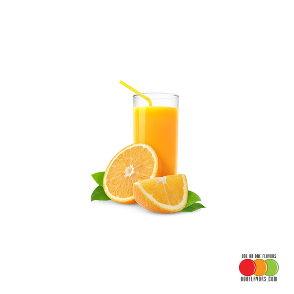 Orange (Juice) Flavored Liquid Concentrate - Natural