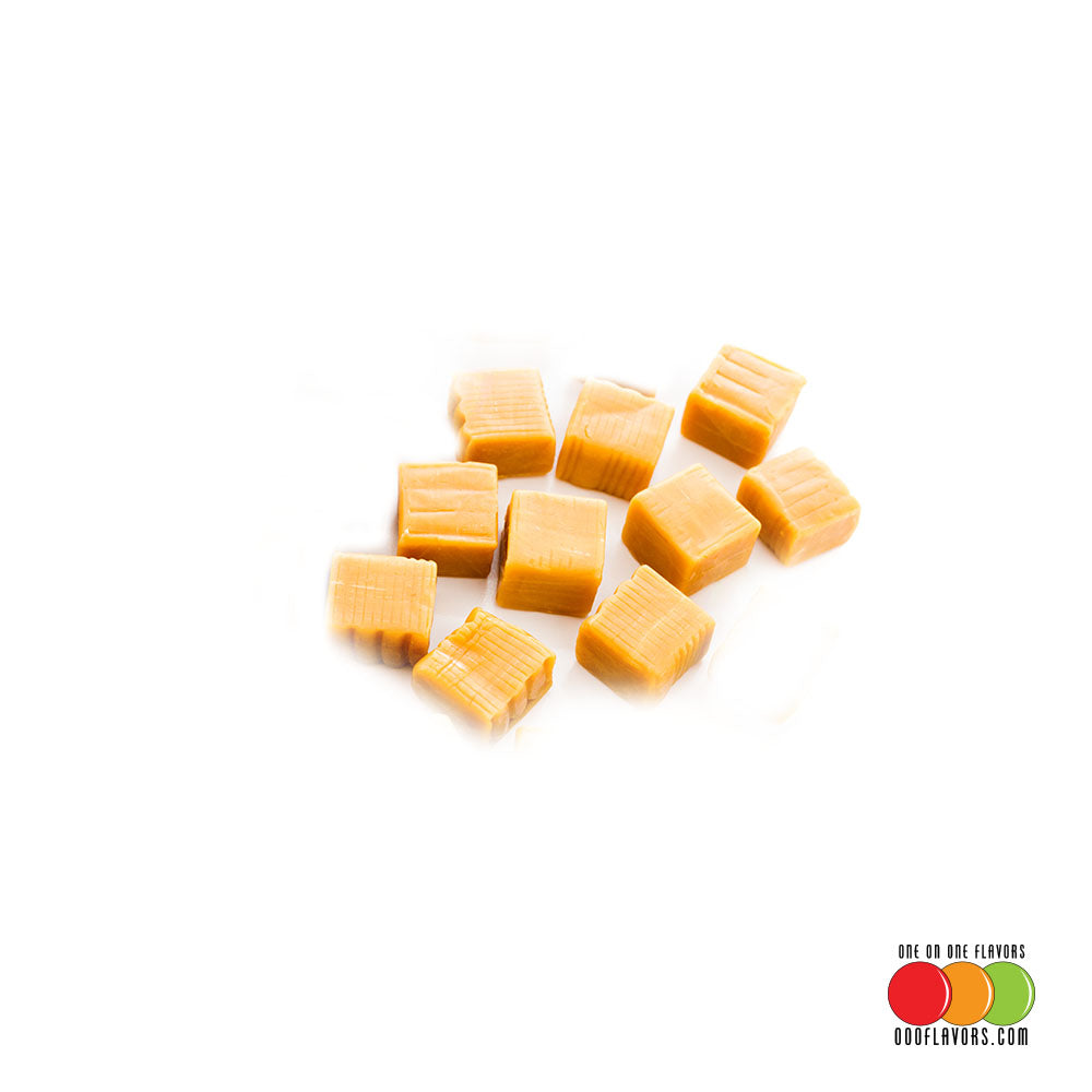 Orange Square Candy Type Flavored Liquid Concentrate