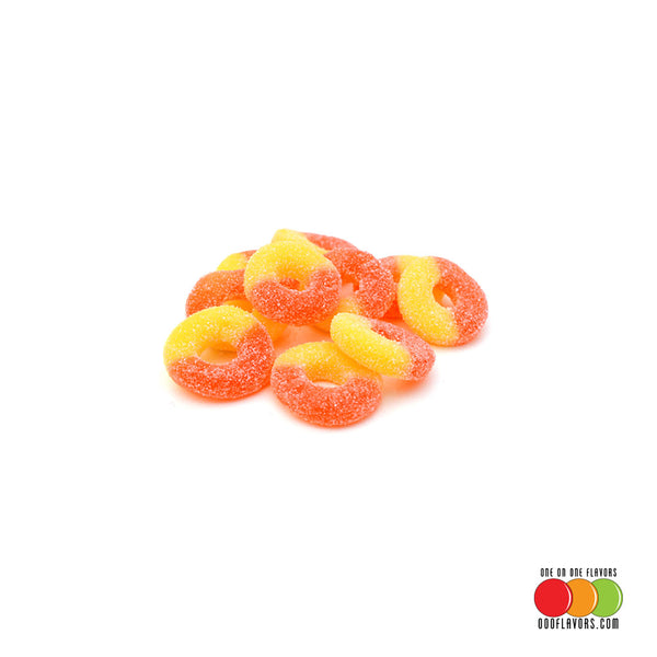 Peach Ring Candy Flavored Liquid Concentrate