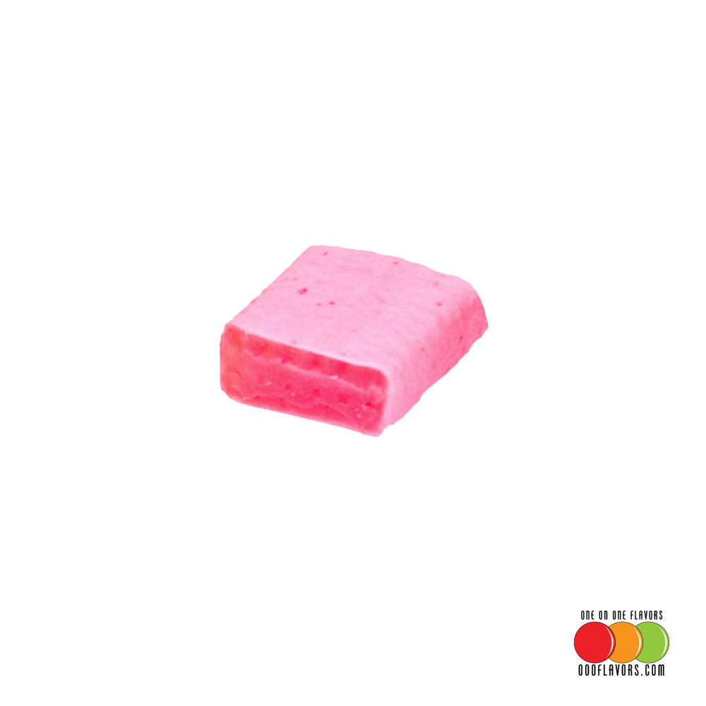 Pink Square Candy Type Flavored Liquid Concentrate