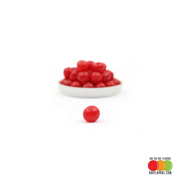 Red Cherry Sour Balls Flavored Liquid Concentrate