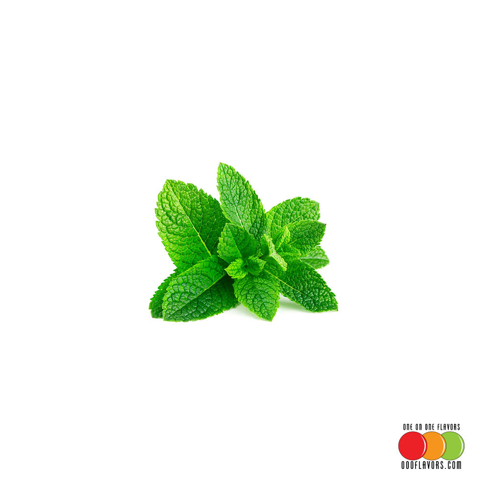 Natural Spearmint Flavored Liquid Concentrate