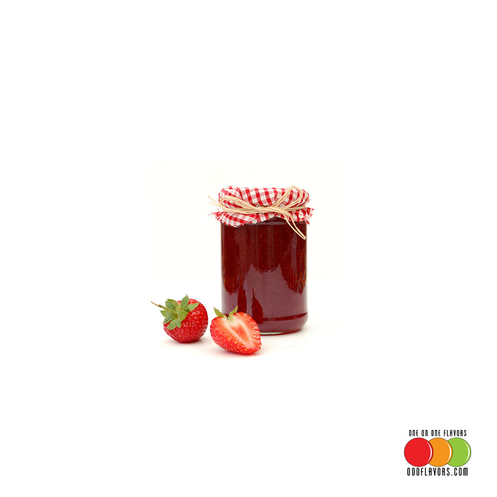 Strawberry Jam Flavored Liquid Concentrate