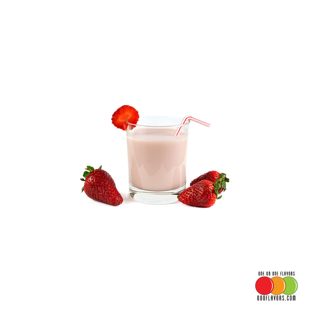 Strawberry (Milk) Flavored Liquid Concentrate