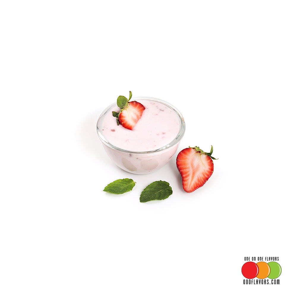 Strawberry Yogurt Flavored Liquid Concentrate