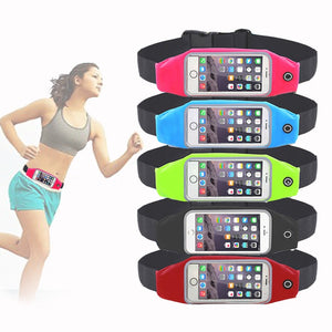 Case For Meizu m3 note U10 m3s Sports Belt Running Waist Bags Waterproof Fanny Pack Workout Cover Gym Case For Maze m3 note u10