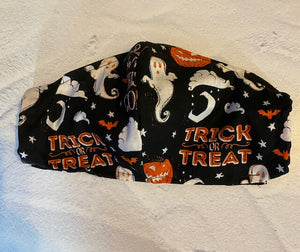 Boo Trick or Treat Mask