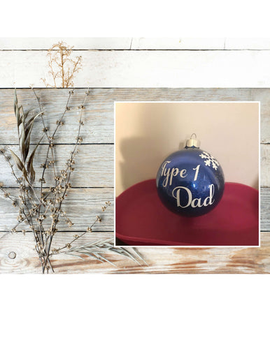 Type 1 Dad Ornament
