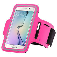 Load image into Gallery viewer, Waterproof Sports Running Arm Band Case For Samsung Galaxy