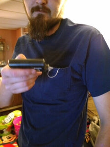 Insulin Pump Breast Pocket T-Shirts