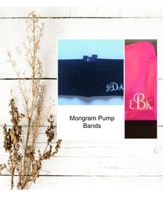 Monogram Insulin Pump Band-Running Band