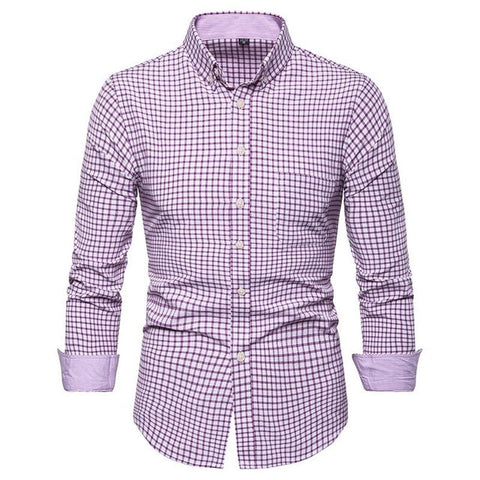 Social Business Dress Shirt