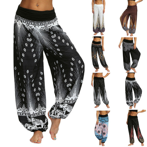 Harem Hippy Baggy Pants