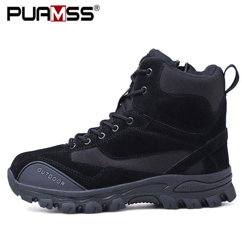 Outdoor Work Safety Boots