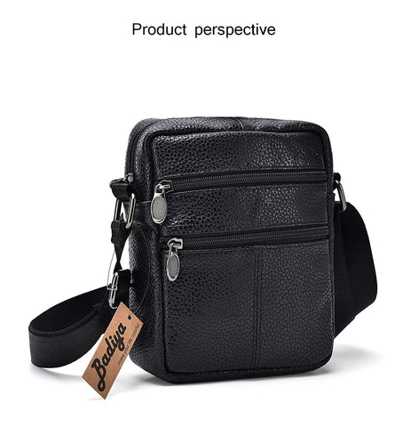 Genuine Cow Leather Crossbody Bags