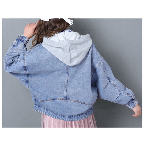 Casual Loose Denim Jacket