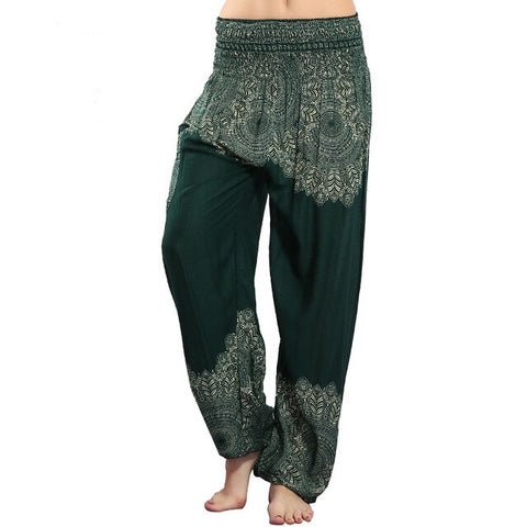 High Waist Harem Pants