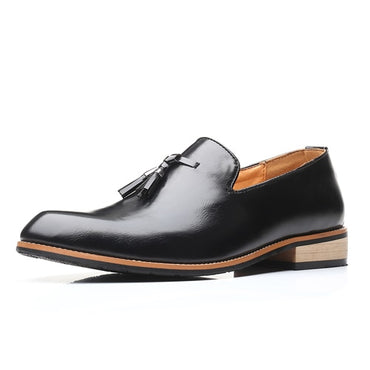 Gentlemen British style Leather Oxfords Formal Shoes