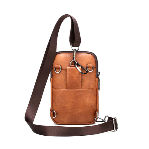 Small Multi-function Sling Chest Bag