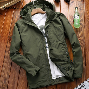 Army Tactics Windbreaker Jacket