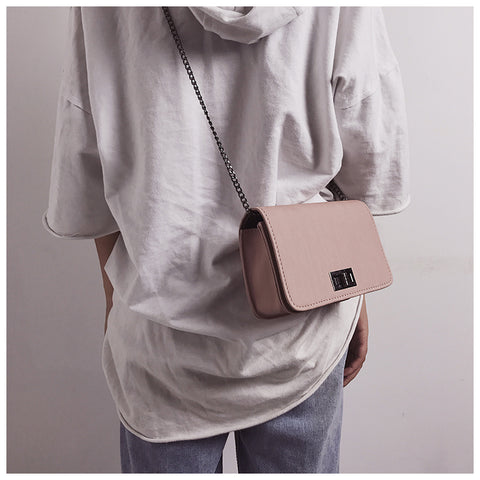 Luxury Small Square Messenger HandBag