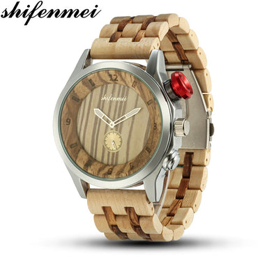 Fashion Casual Brand Waterproof Quartz Watch